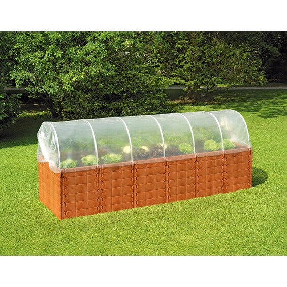 juwel tunnelfolie f r baustein fr hbeete im obi online shop. Black Bedroom Furniture Sets. Home Design Ideas