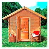 Sauna wellness online kaufen bei obi for Fliesenaufkleber obi