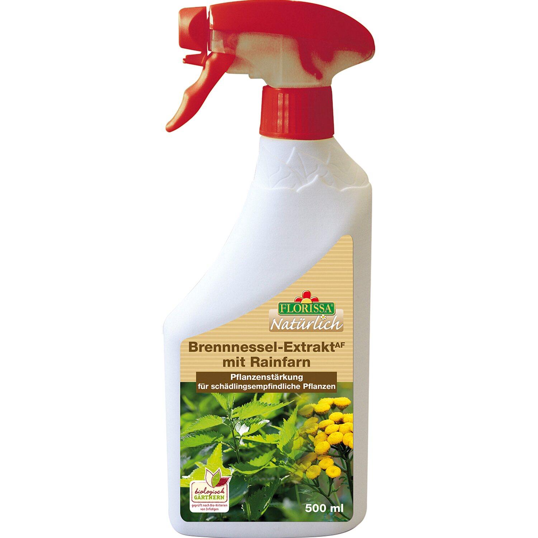 Florissa Natürlich Brennnessel-Extrakt AF mit Rainfarn 500 ml