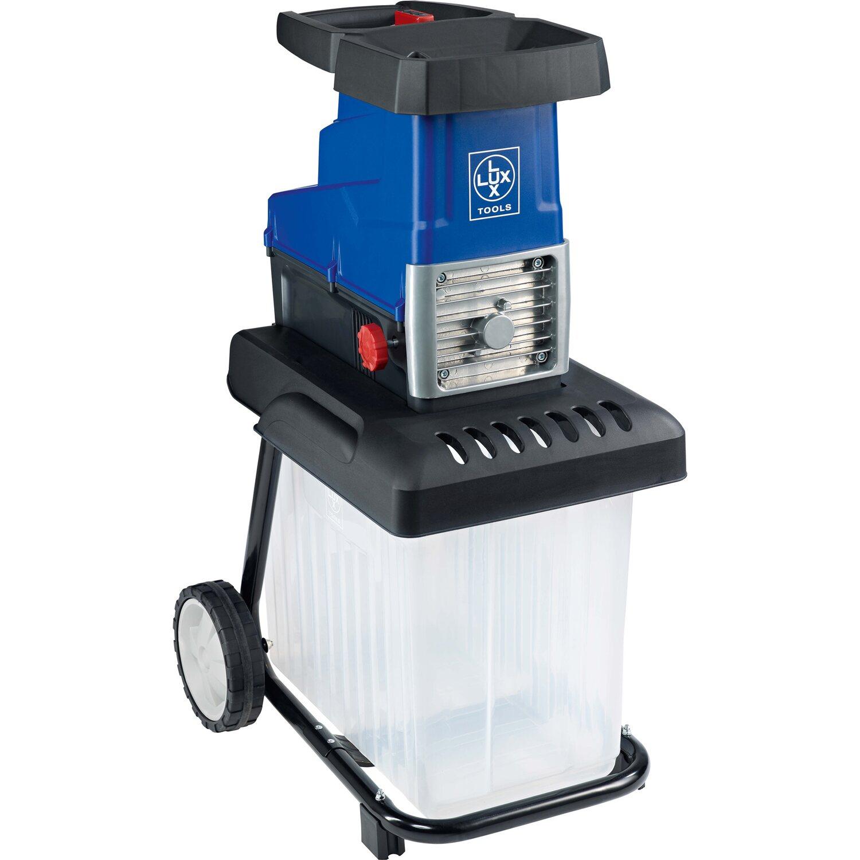 lux elektro-leisewalzenhäcksler e-lh-2800 kaufen bei obi