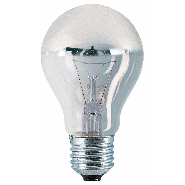 Osram  Speziallampe EEK: E Glühlampenform Silber A E27 / 100 W (1180 lm)