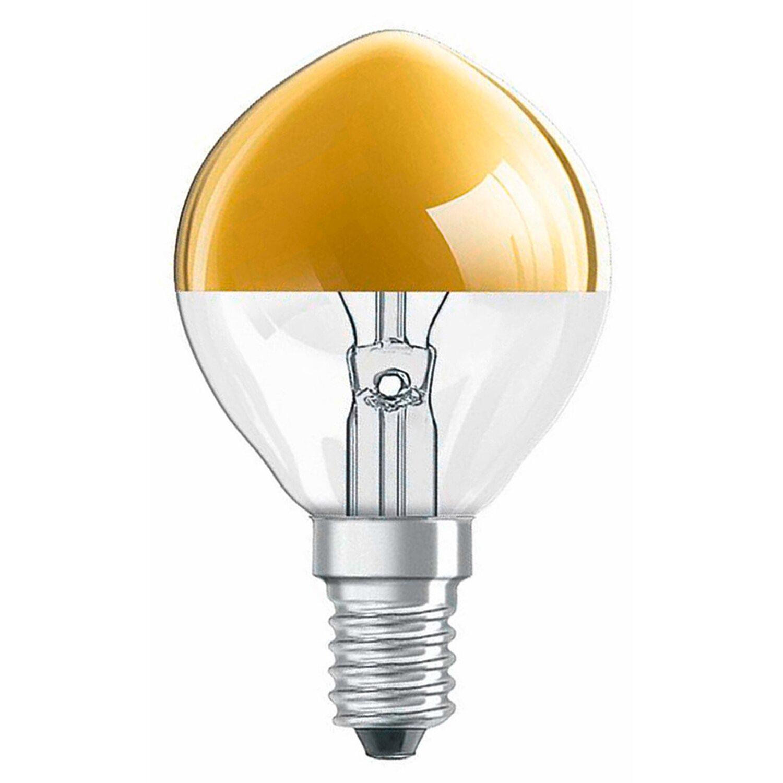 Osram  Speziallampe EEK: E Tropfenform Gold E14 / 25 W (170 lm)
