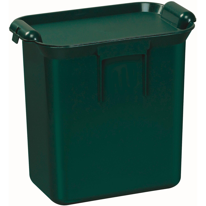 Curver Bio Box Mit Deckel 9 L Dunkelgrün Kaufen Bei Obi