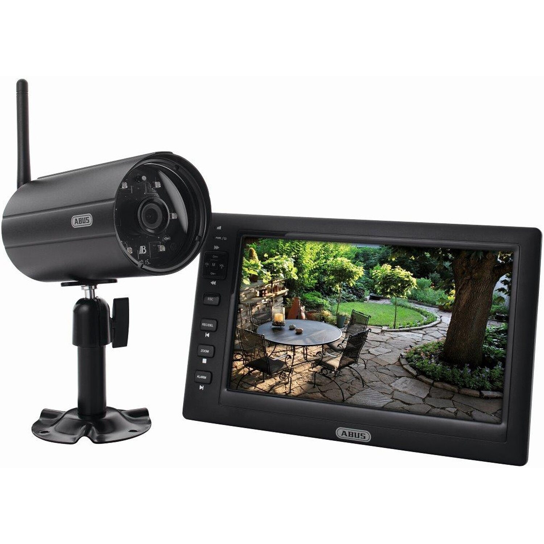Abus ABUS 7-Zoll Heim-Videoüberwachungsset TVAC14000A
