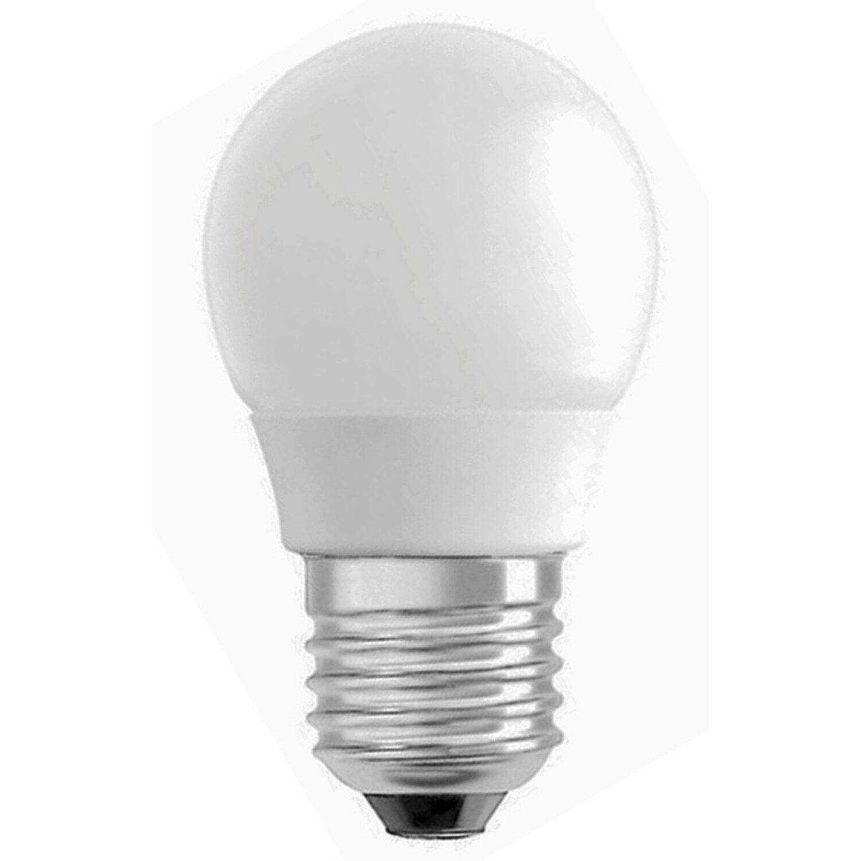 Osram Energiesparlampe Tropfenform E27 / 6 W (2...