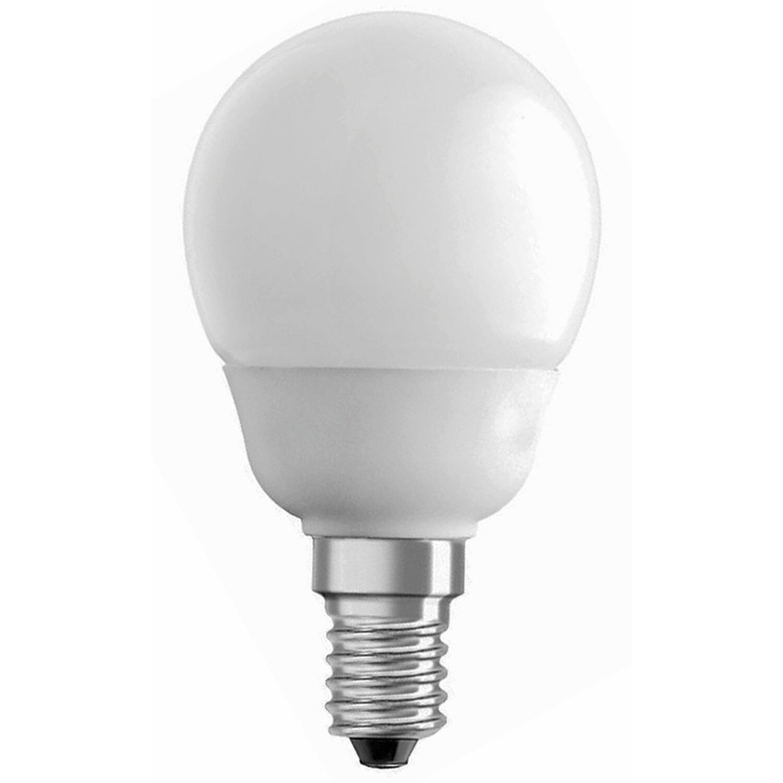 Osram Energiesparlampe Tropfenform E14 / 6 W (2...