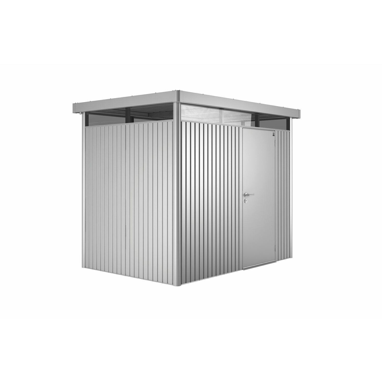 biohort ger tehaus highline gr e h2 silber metallic b x t. Black Bedroom Furniture Sets. Home Design Ideas