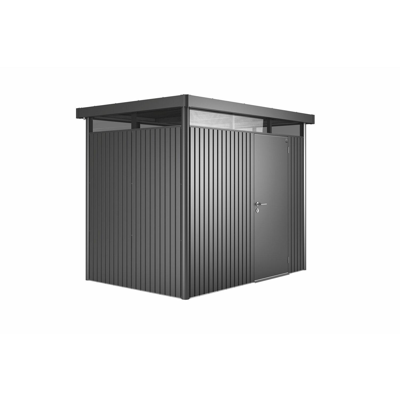 biohort ger tehaus highline gr e h2 dunkelgrau metallic. Black Bedroom Furniture Sets. Home Design Ideas