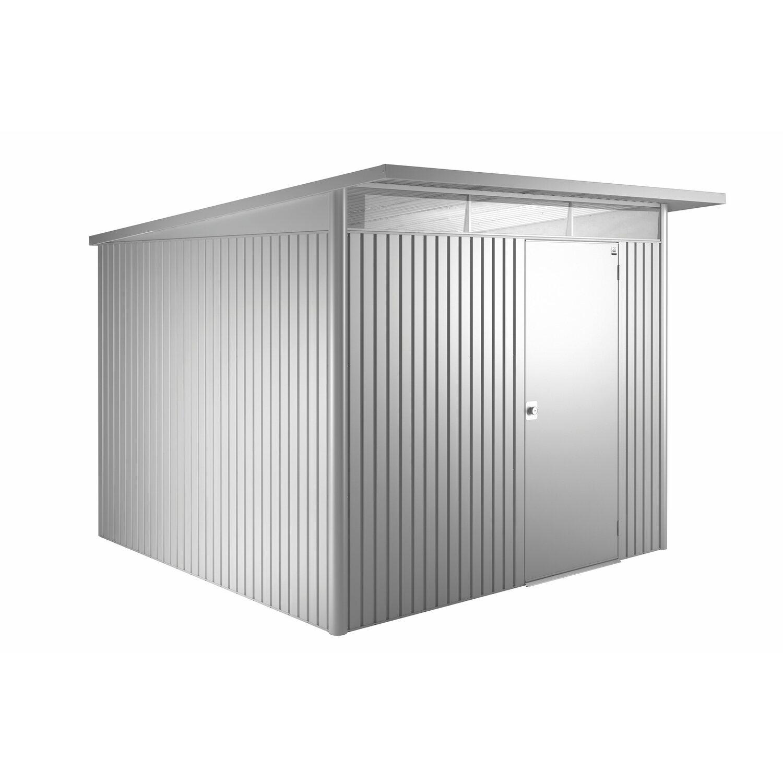 biohort ger tehaus avantgarde gr e xl silber metallic mit doppelt r kaufen bei obi. Black Bedroom Furniture Sets. Home Design Ideas
