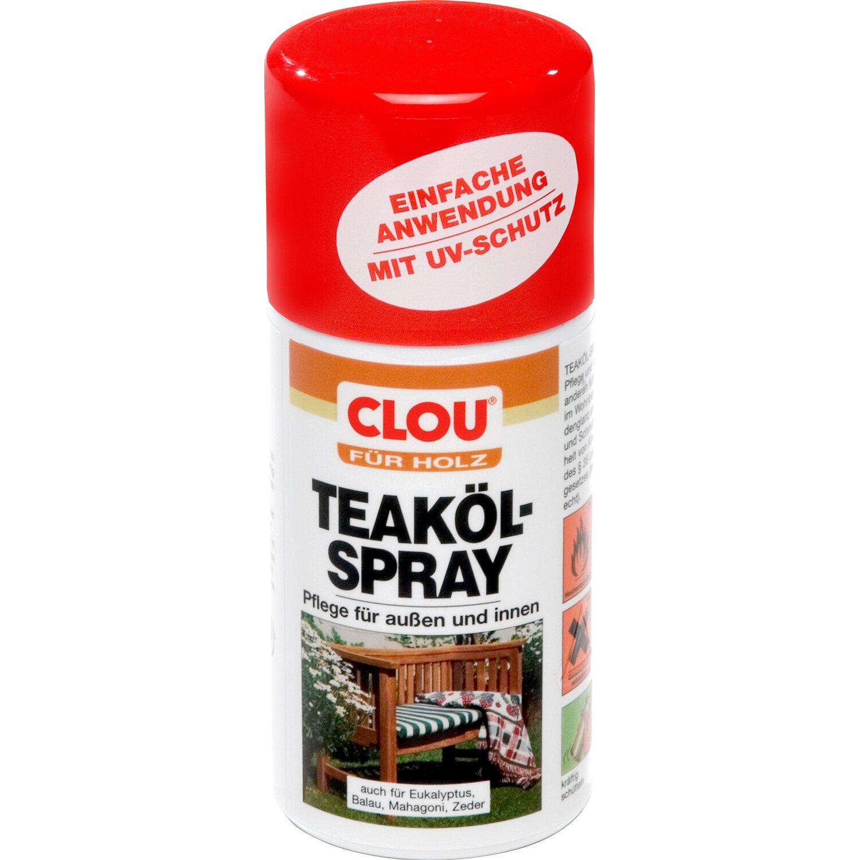CLOU Clou Teaköl-Spray 300 ml