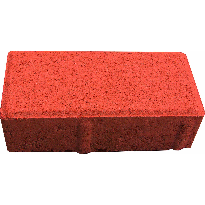 Klasiko Pflaster Rot 6 cm x 20 cm x 10 cm