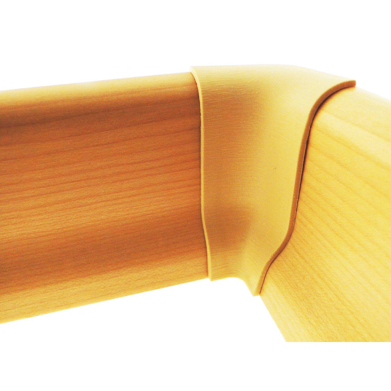 innenecken zu sockelleiste 21 mm x 60 cm farbe ahorn kaufen bei obi. Black Bedroom Furniture Sets. Home Design Ideas