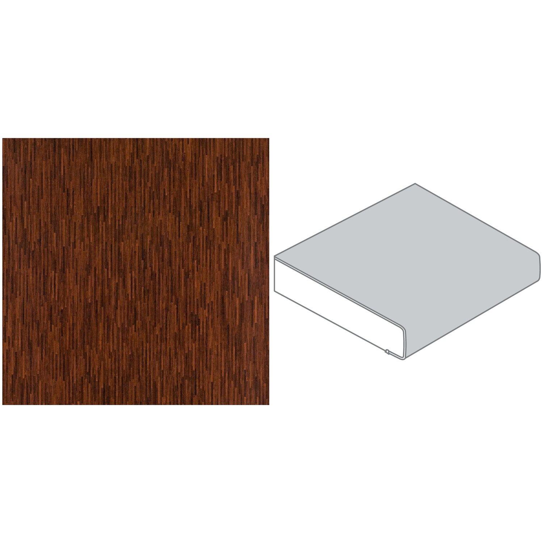 Arbeitsplatte 60 cm x 3 9 cm Stabbambus Holznachbildung B 716