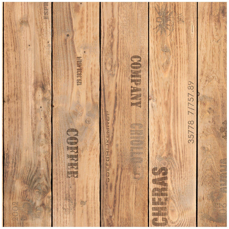 Arbeitsplatte 60 cm x 3 9 cm Holzkiste Holznachbildung FI 420