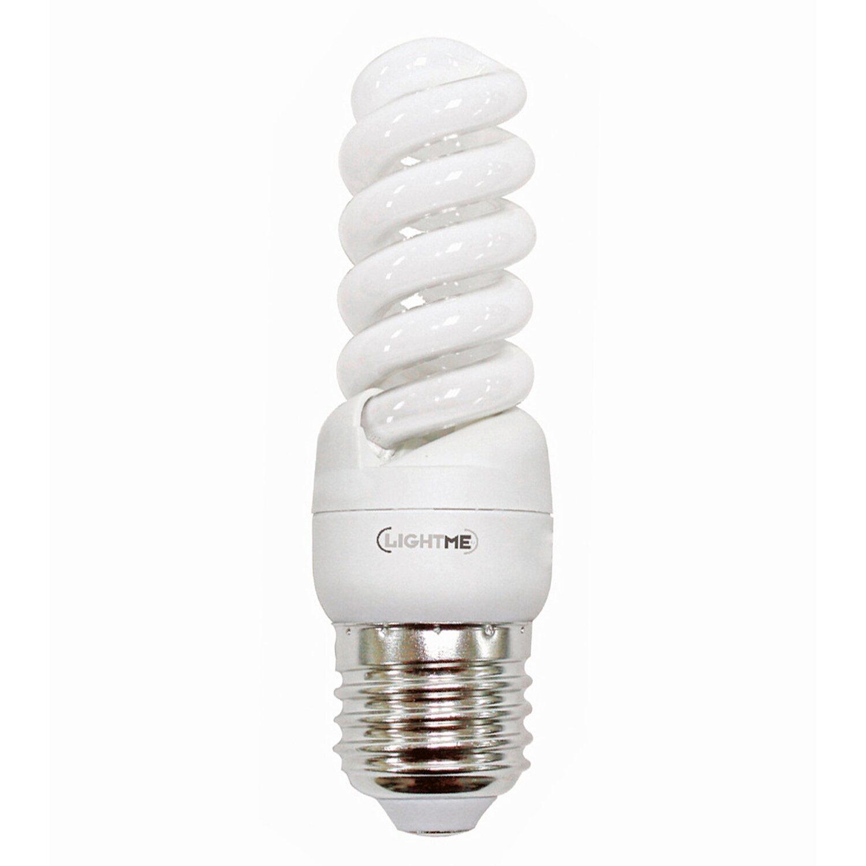 Energiesparlampe Spiralform E27 / 11 W (540 lm)...
