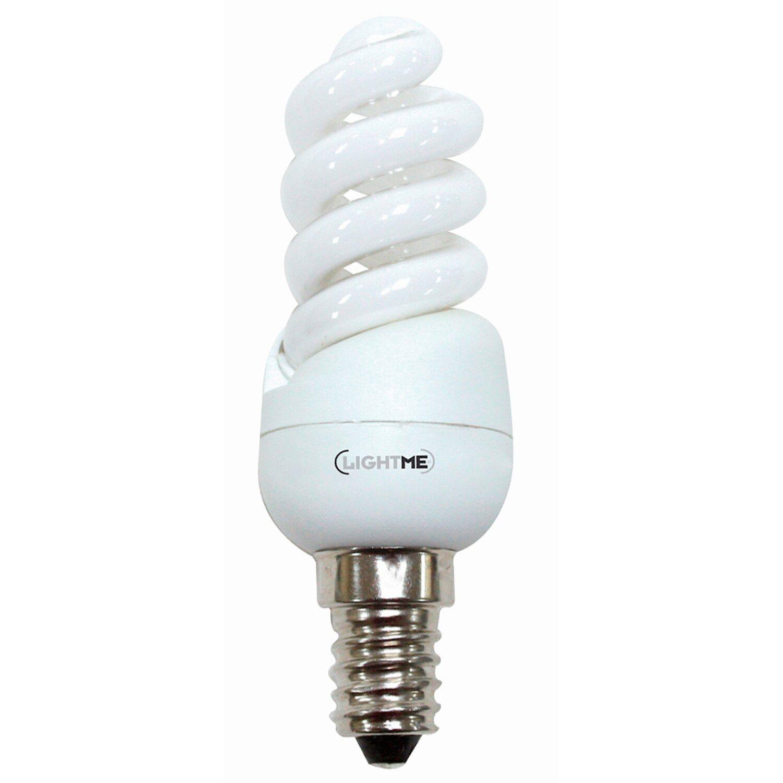 Energiesparlampe Spiralform E14 / 9 W (420 lm) ...