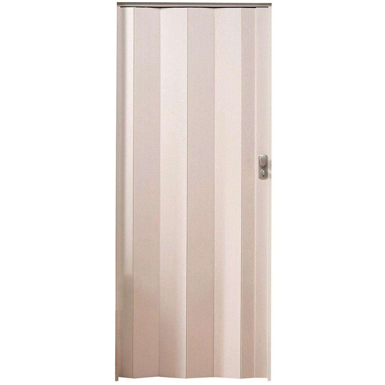 Sonstige Falttür Spacy Dekor Weiß gekalkt 84 cm x 205 cm