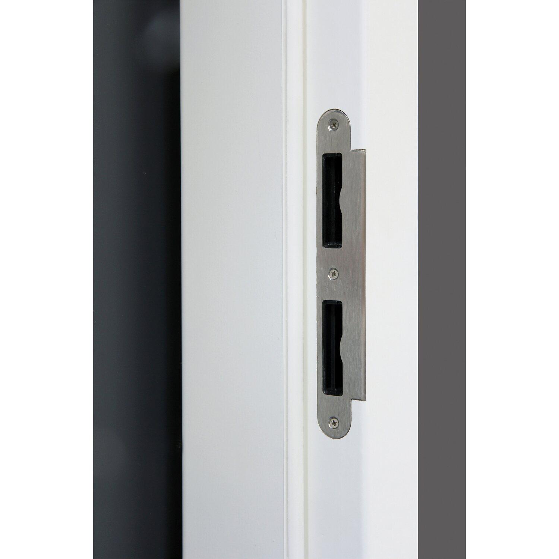 zarge cpl fl chenb ndig arctic wei 67 4 cm x 201 7 cm x 12 5 cm rechts kaufen bei obi. Black Bedroom Furniture Sets. Home Design Ideas