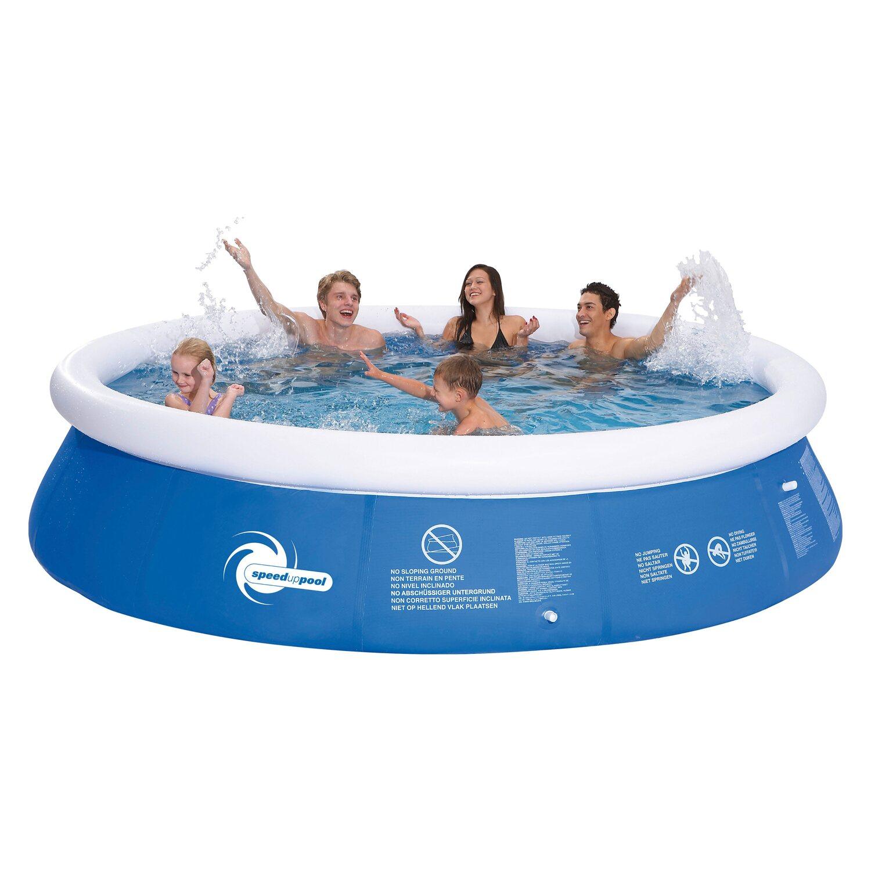 Speed up pool set 366 cm x 91 cm kaufen bei obi Sandfilteranlage obi