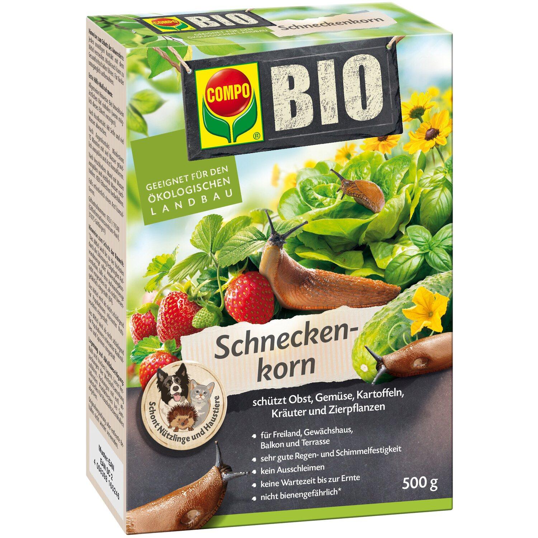 Compo Bio Schneckenkorn 500 g