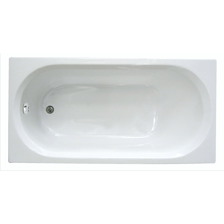 sanotechnik acryl badewanne sofia 170 cm wei kaufen bei obi. Black Bedroom Furniture Sets. Home Design Ideas