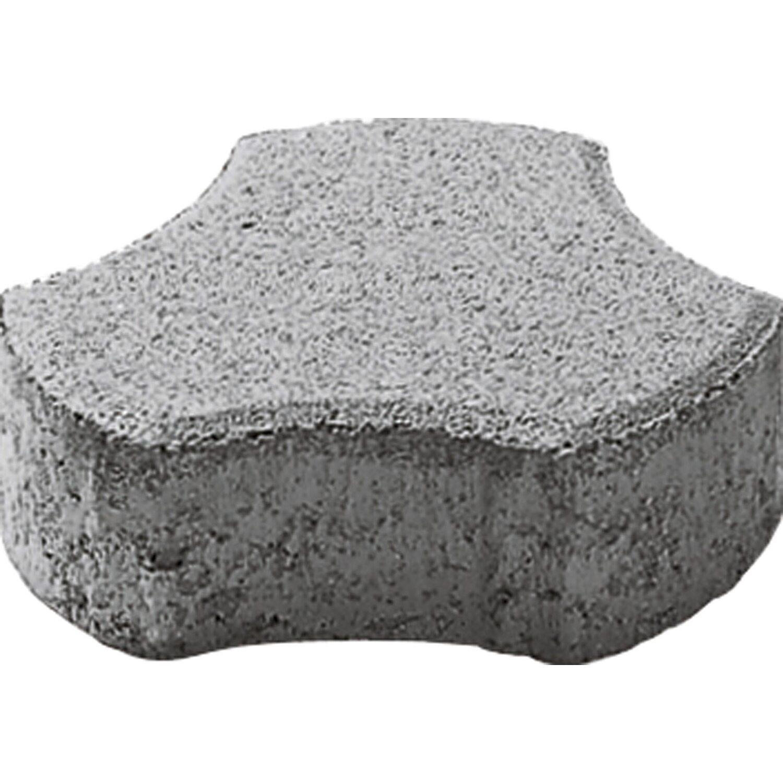 Pflasterstein Heilbronner Grau 6 cm x 17,3 cm x 17,3 cm