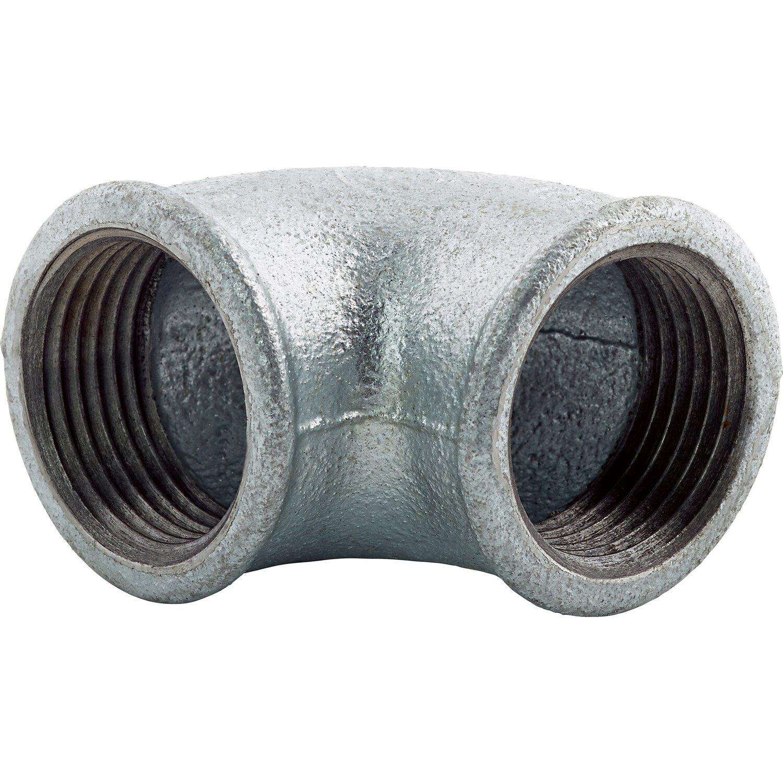 """Warmwasserzähler 1//2/"""" x 80 mm 90° Grad mit Verschraubung und Dichtungsset"""