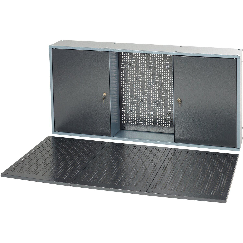 Relativ Schrank Metall Abschließbar: B roschrank mm breit und tief. VC66