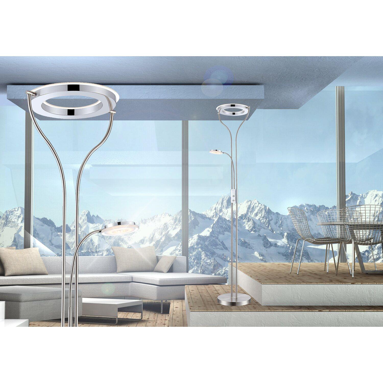 Globo LED-Deckenfluter EEK: A - A++ Ebro kaufen bei OBI