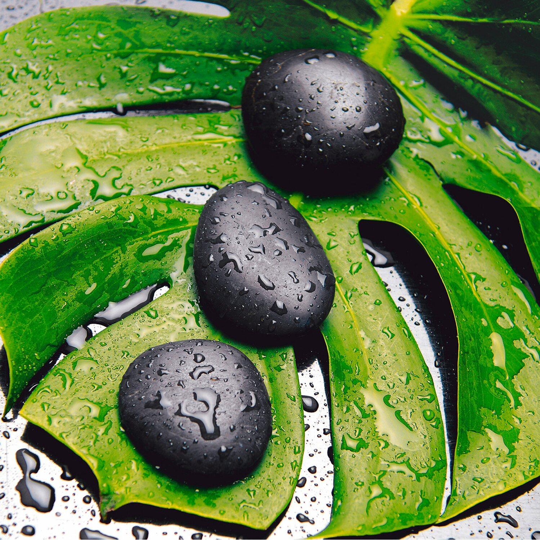 eurographics deco glass triple stones 50 cm x 50 cm kaufen. Black Bedroom Furniture Sets. Home Design Ideas