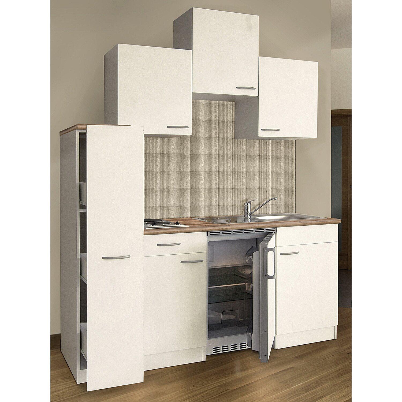 respekta k chenzeile kb180ww 180 cm wei kaufen bei obi. Black Bedroom Furniture Sets. Home Design Ideas