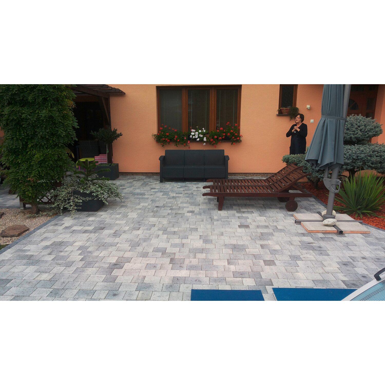 Granit Pflastersteine Obi city pflaster grau anthrazit mehrformat kaufen bei obi
