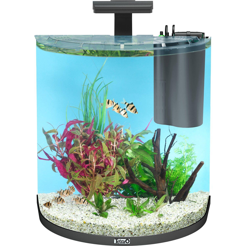 Fische & Aquarien Tetra Aquaart Led Aquarium 60l