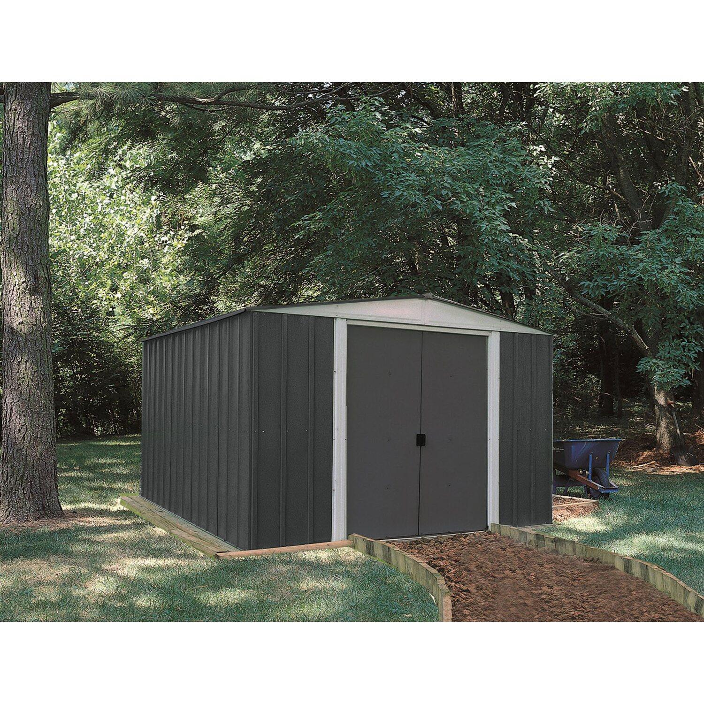 metall ger tehaus dresden 1012 grau 305 cm x 362 cm kaufen bei obi. Black Bedroom Furniture Sets. Home Design Ideas