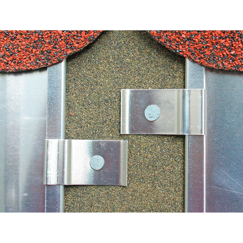 hafter f r dachbleche aluminium 10 st ck kaufen bei obi. Black Bedroom Furniture Sets. Home Design Ideas
