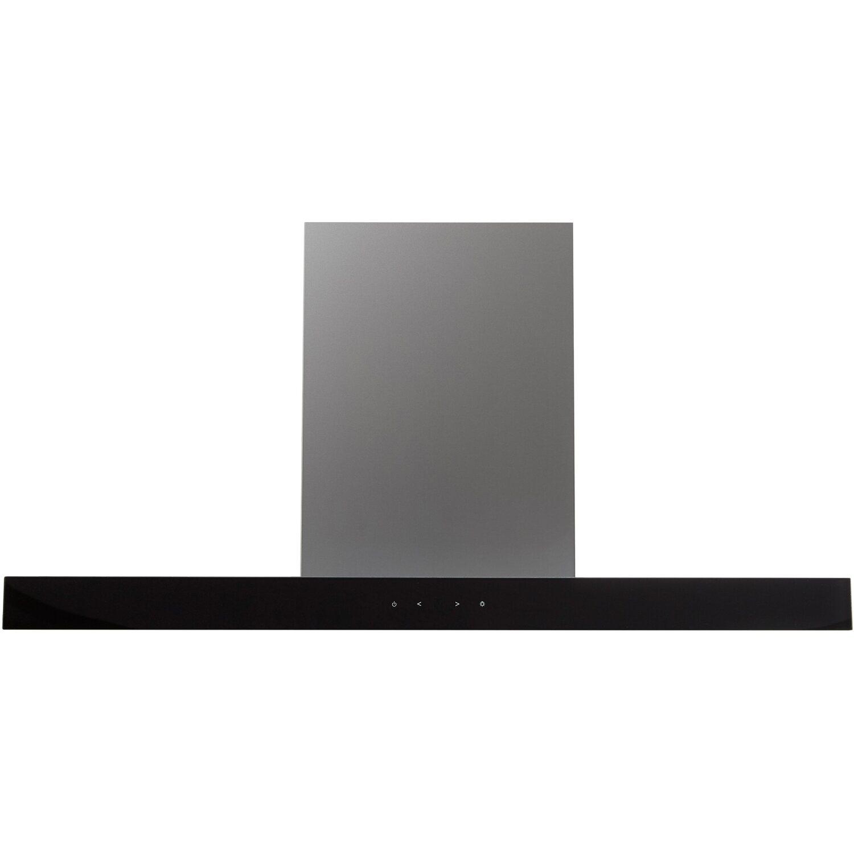 Respekta Blockhaube CH-44090-90GA EEK: A 90 cm Glas Schwarz kaufen ...