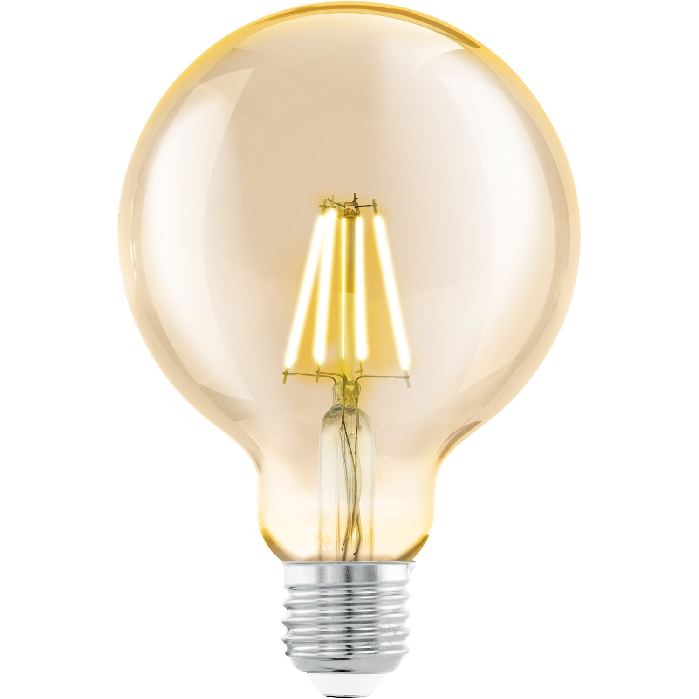 Eglo  LED-Leuchtmittel  EEK: A+ Globeform E27 / 4 W (330 lm) Warmweiß