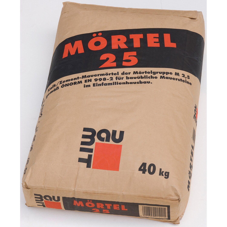 Zementmörtel 40 Kg Kaufen Bei Obi