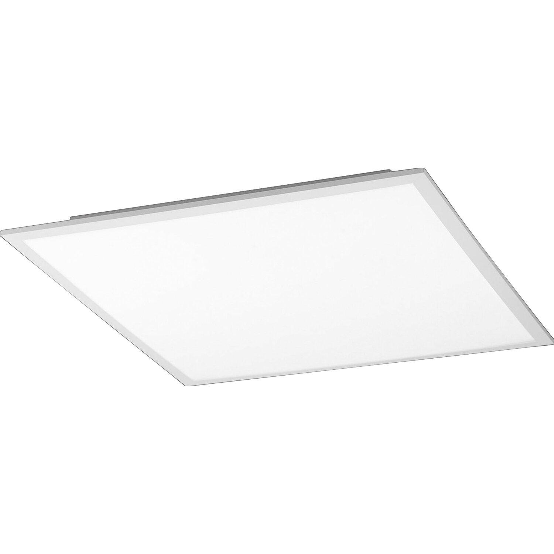 led panel cct 62x62cm dimmbar lichtfarbe 2700k bis 5000k ultraflaches design kaufen bei obi. Black Bedroom Furniture Sets. Home Design Ideas