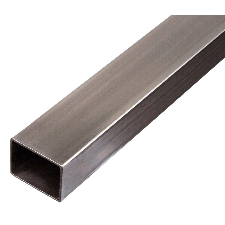 rechteckrohr stahl 30 mm x 40 mm x 2000 mm kaufen bei obi. Black Bedroom Furniture Sets. Home Design Ideas