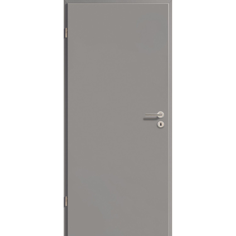 zimmert r cpl kitt grau gl446 85 cm x 203 cm links kaufen bei obi. Black Bedroom Furniture Sets. Home Design Ideas