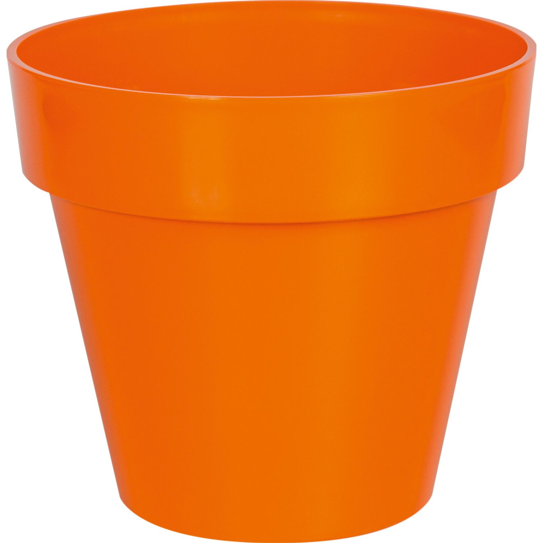 Übertopf Ø 8,6 cm Orange
