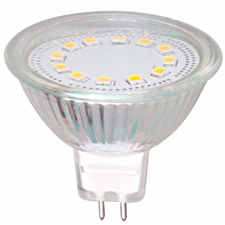 led reflektorlampe mr16 gu5 3 3 w 230 lm warmwei eek a kaufen bei obi. Black Bedroom Furniture Sets. Home Design Ideas
