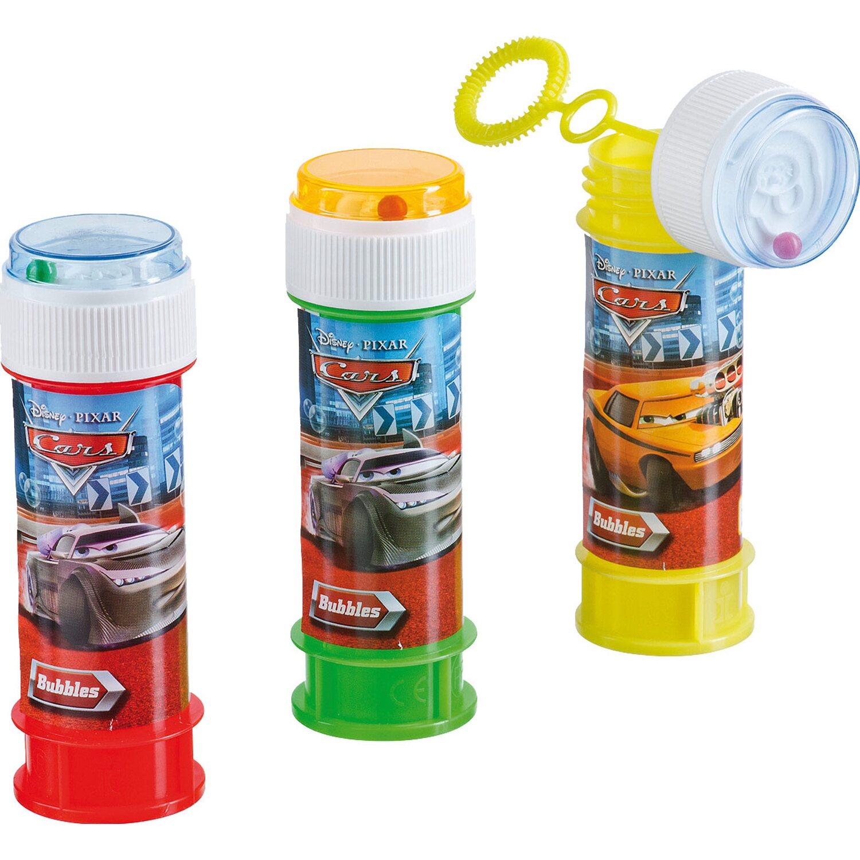 Seifenblasen-Set Cars 3er-Set