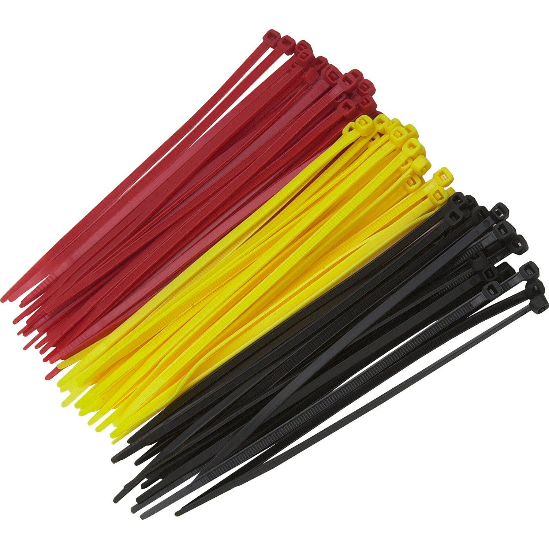 Kabelbinder-Set 75-teilig 150 mm kaufen bei OBI