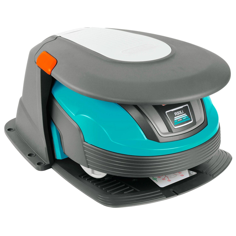 gardena garage f r m hroboter kompatibel mit r70 li r80. Black Bedroom Furniture Sets. Home Design Ideas
