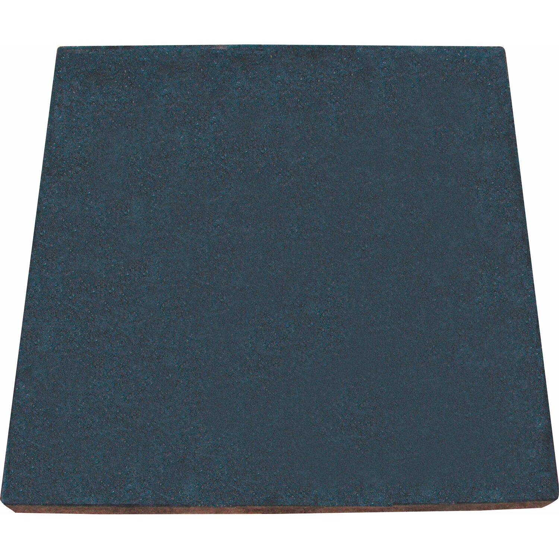 Sonstige Ester Gehwegplatte  Anthrazit 5 cm x 50 cm x 50 cm