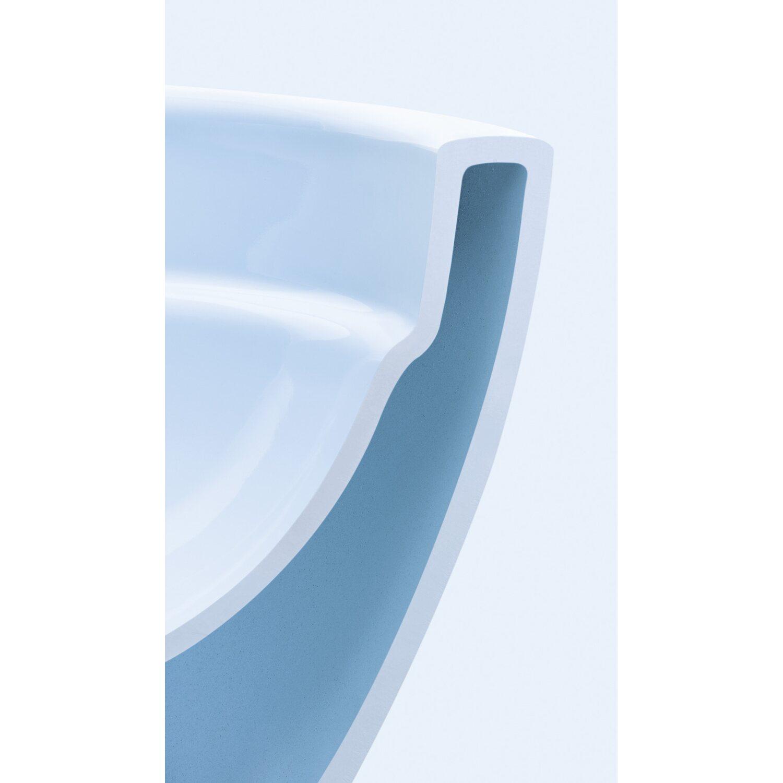 keramag wand wc set renova nr 1 sp lrandlos kaufen bei obi. Black Bedroom Furniture Sets. Home Design Ideas