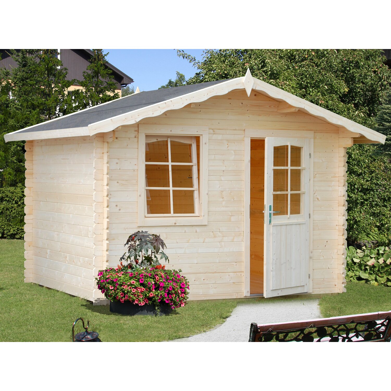 Palmako Holz Gartenhaus Emma B XT: 240 Cm X 200 Cm