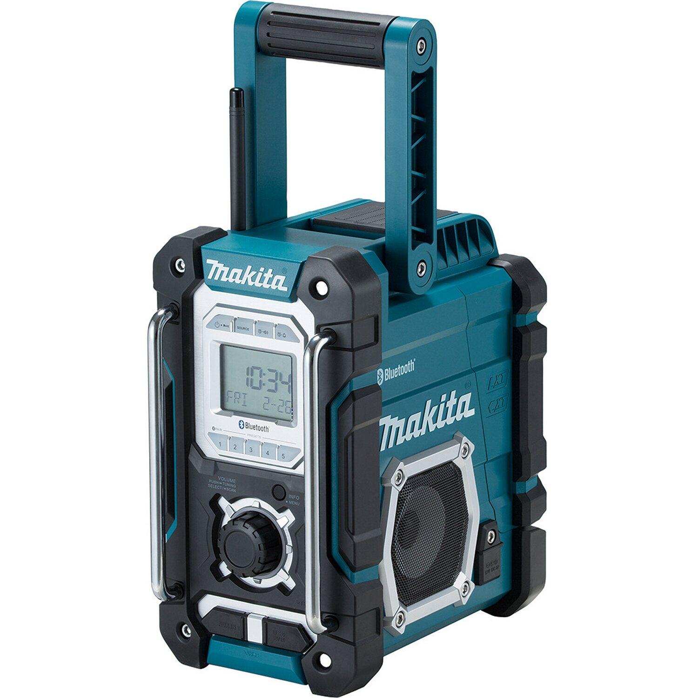 Makita Akku-Baustellenradio DMR108 mit Bluetooth 7,2 V - 18 V Preisvergleich
